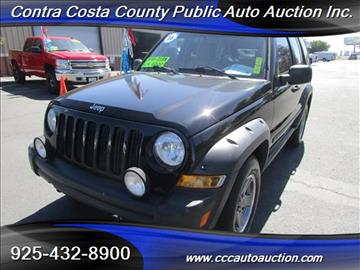 2006 Jeep Liberty for sale in Pittsburg, CA