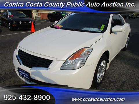 2009 Nissan Altima for sale in Pittsburg, CA