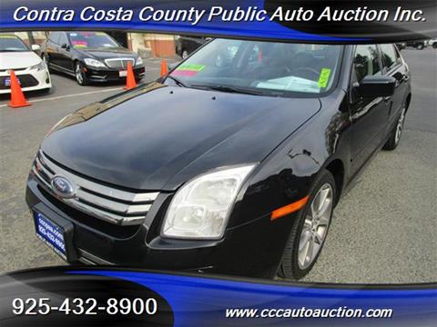 2009 Ford Fusion for sale in Pittsburg, CA