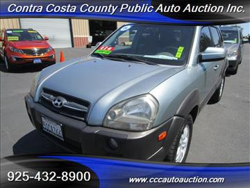 2006 Hyundai Tucson for sale in Pittsburg, CA