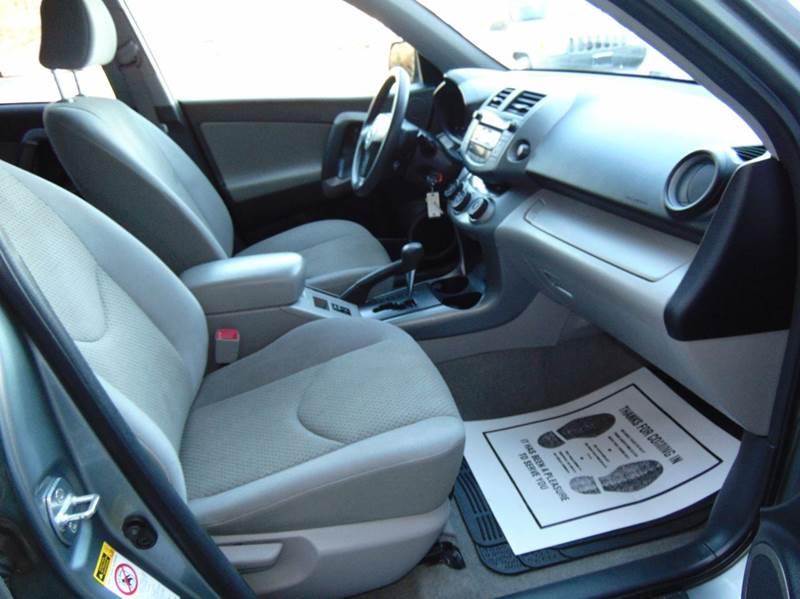 2008 Toyota RAV4 4x4 4dr SUV - Hudson NC