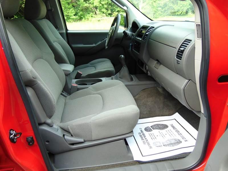 2005 Nissan Frontier 4dr Crew Cab SE 4WD SB - Hudson NC