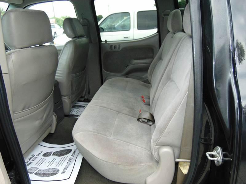 2002 Toyota Tacoma 4dr Double Cab PreRunner V6 2WD SB - Hudson NC