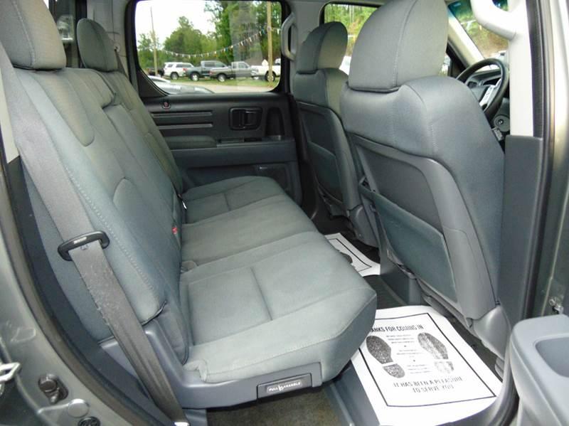 2008 Honda Ridgeline RT 4x4 4dr Crew Cab - Hudson NC