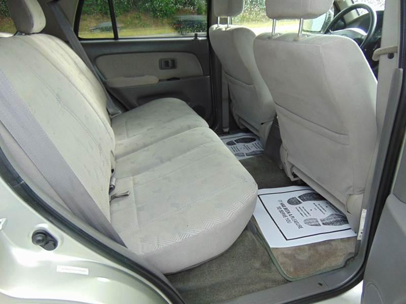 2002 Toyota 4Runner SR5 2WD 4dr SUV - Hudson NC