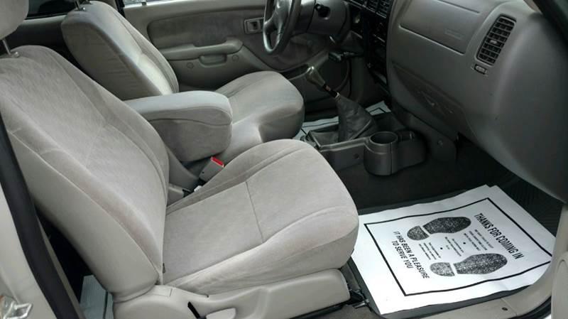 2003 Toyota Tacoma 2dr Xtracab Rwd SB - Hudson NC