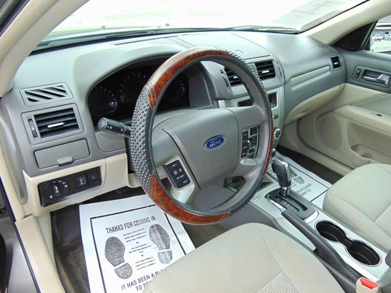 2011 Ford Fusion SE 4dr Sedan - Hudson NC