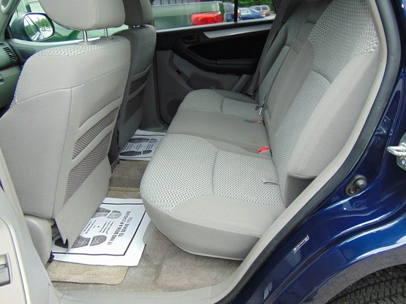 2006 Toyota 4Runner SR5 4dr SUV 4WD w/V6 - Hudson NC