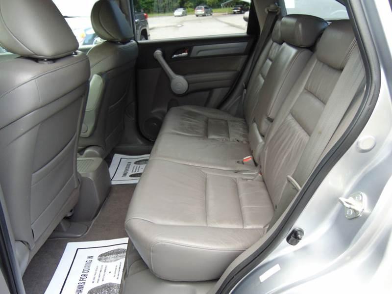 2007 Honda CR-V AWD EX-L 4dr SUV w/Navi - Hudson NC
