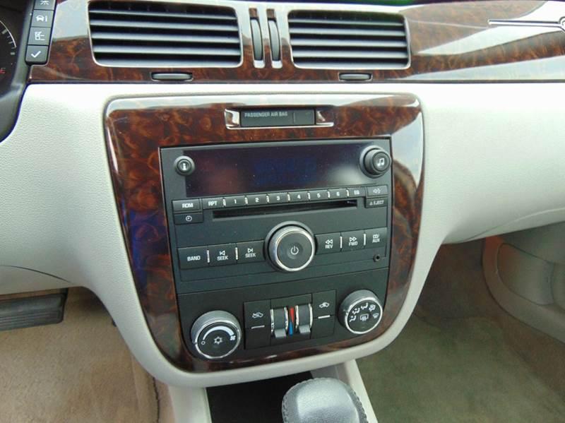 2012 Chevrolet Impala LT Fleet 4dr Sedan - Hudson NC