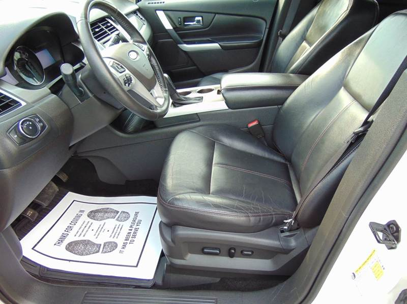 2013 Ford Edge SEL AWD 4dr Crossover - Hudson NC