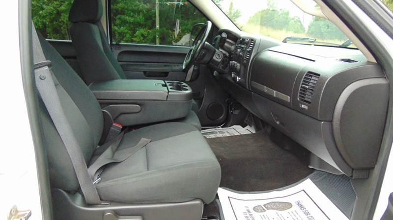 2012 Chevrolet Silverado 1500 LT 4x4 4dr Crew Cab 5.8 ft. SB - Hudson NC