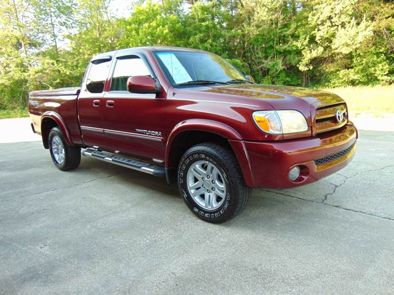 2005 Toyota Tundra 4dr Access Cab Limited 4WD SB V8 - Hudson NC
