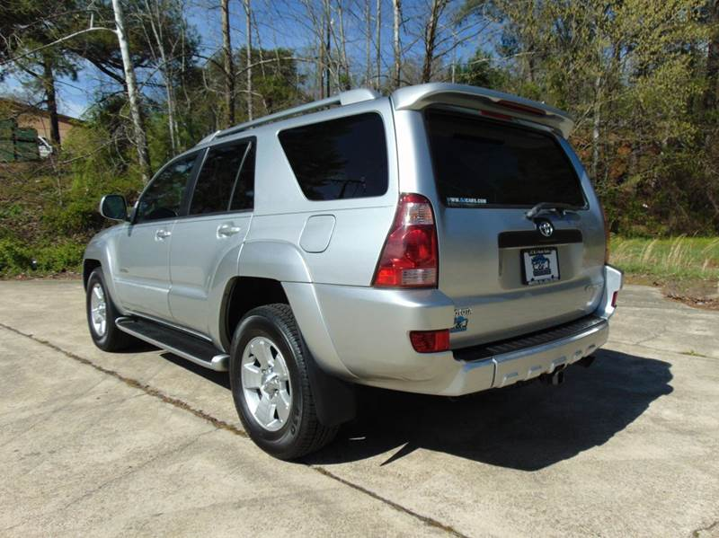 2003 Toyota 4Runner Limited 4dr SUV - Hudson NC