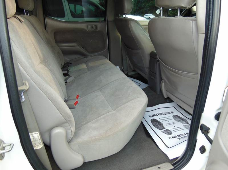 2003 Toyota Tacoma V6 4dr Double Cab 4WD SB - Hudson NC