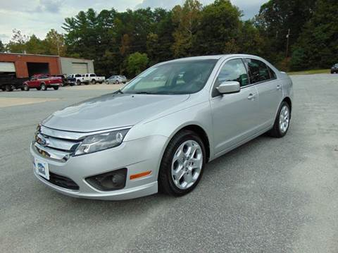 2011 Ford Fusion for sale in Hudson, NC