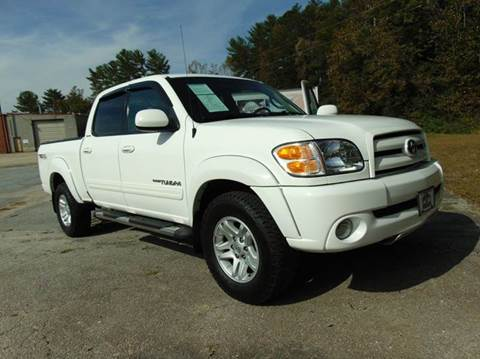 2004 Toyota Tundra for sale in Hudson, NC