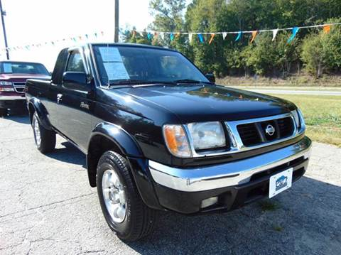 1999 Nissan Frontier for sale in Hudson, NC