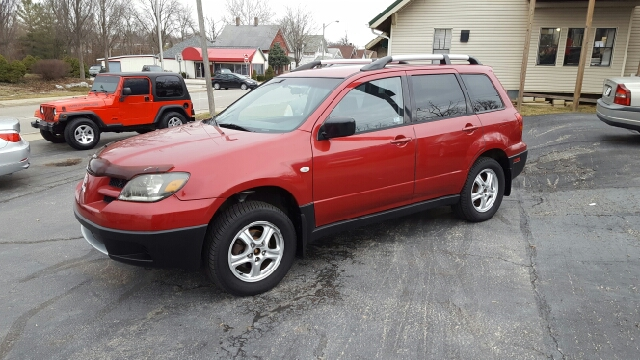 2003 mitsubishi outlander awd ls 4dr suv in bloomington in. Black Bedroom Furniture Sets. Home Design Ideas