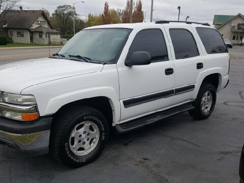 2004 Chevrolet Tahoe for sale in Bloomington, IN