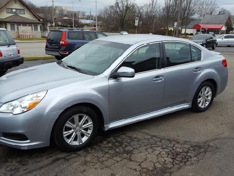 2012 Subaru Legacy for sale in Bloomington, IN
