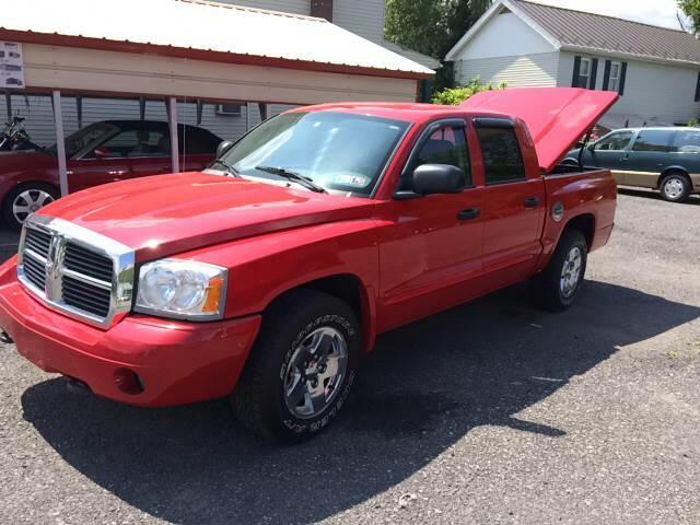 2005 Dodge Dakota