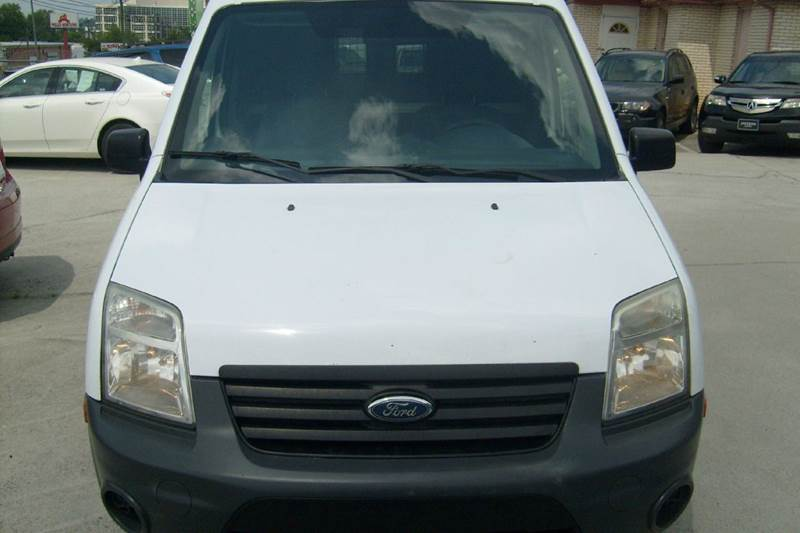 Ford Transit Connect 2011 Cargo Van XL 4dr Mini w/Side and Rear Glass