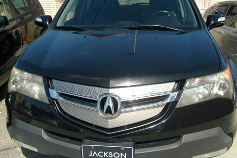 2007 Acura MDX for sale in Chamblee, GA