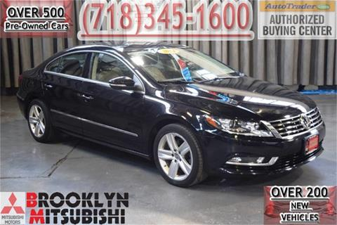2014 Volkswagen CC for sale in Brooklyn, NY