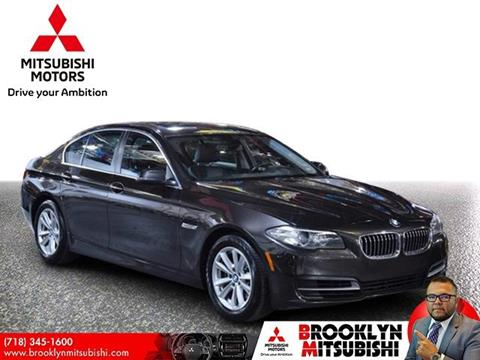 2014 bmw 5 series for sale in brooklyn ny. Black Bedroom Furniture Sets. Home Design Ideas