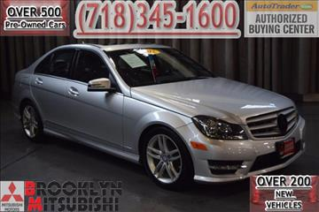 2012 Mercedes-Benz C-Class for sale in Brooklyn, NY