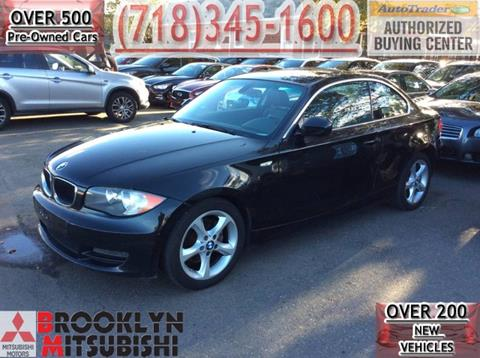 2011 BMW 1 Series for sale in Brooklyn, NY