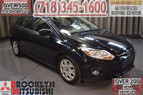 2012 Ford Focus for sale in Brooklyn, NY