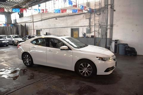 2015 Acura TLX for sale in Brooklyn, NY