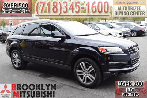 2009 Audi Q7 for sale in Brooklyn, NY
