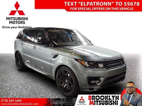 2017 Land Rover Range Rover Sport for sale in Brooklyn, NY