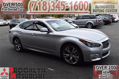 2015 Infiniti Q70 for sale in Brooklyn, NY