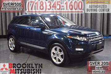 2012 Land Rover Range Rover Evoque for sale in Brooklyn, NY