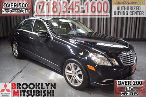 2010 Mercedes-Benz E-Class for sale in Brooklyn, NY