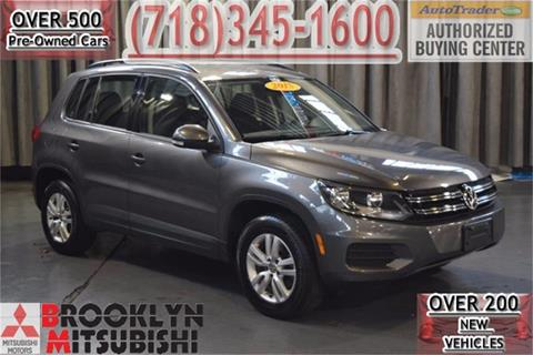 2015 Volkswagen Tiguan for sale in Brooklyn, NY