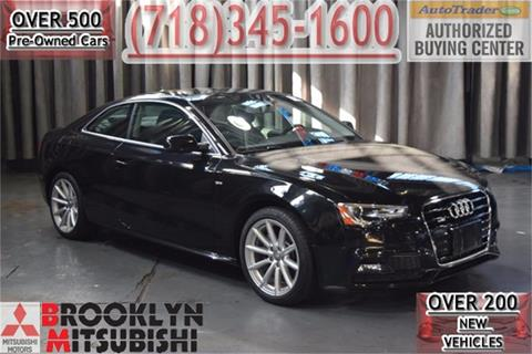 2015 Audi A5 for sale in Brooklyn, NY