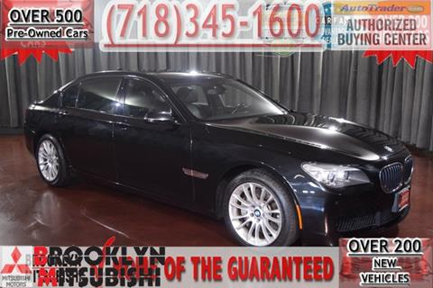 2013 BMW 7 Series for sale in Brooklyn, NY