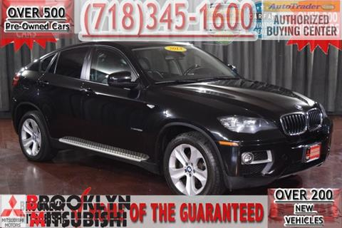 2013 BMW X6 for sale in Brooklyn, NY