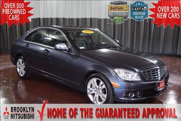 2009 Mercedes-Benz C-Class for sale in Brooklyn, NY