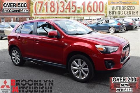 2013 Mitsubishi Outlander Sport for sale in Brooklyn, NY