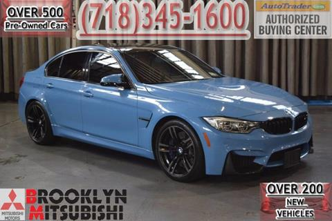 2016 BMW M3 for sale in Brooklyn, NY