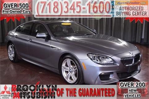 2014 BMW 6 Series for sale in Brooklyn, NY