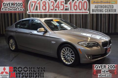 2011 BMW 5 Series for sale in Brooklyn, NY