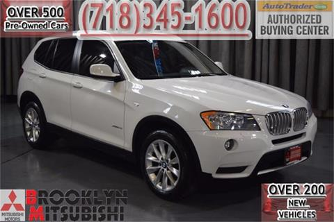2014 BMW X3 for sale in Brooklyn, NY