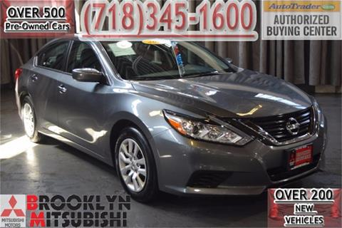 2016 Nissan Altima for sale in Brooklyn, NY